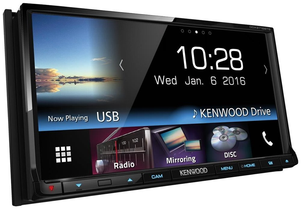 kenwood ddx 9716bts car hifi video computeruniverse. Black Bedroom Furniture Sets. Home Design Ideas