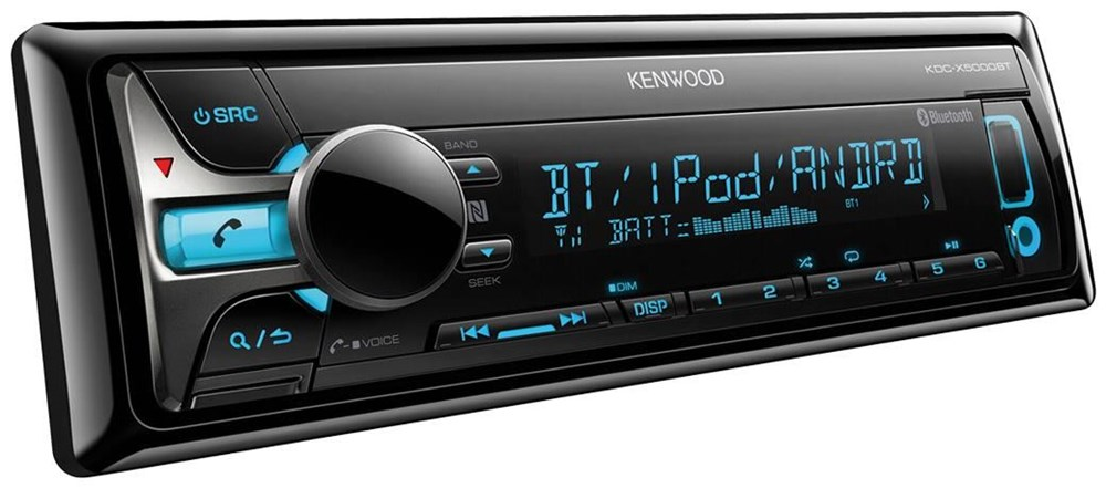 kenwood kdc x5000bt car hifi video computeruniverse. Black Bedroom Furniture Sets. Home Design Ideas
