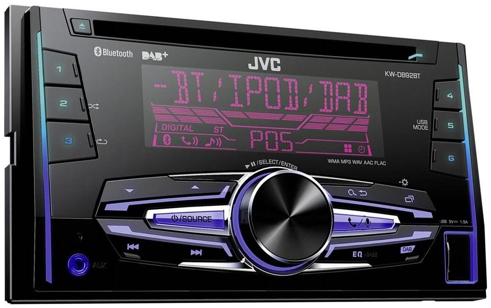JVC KW-DB92BT inkl. DAB-Antenne