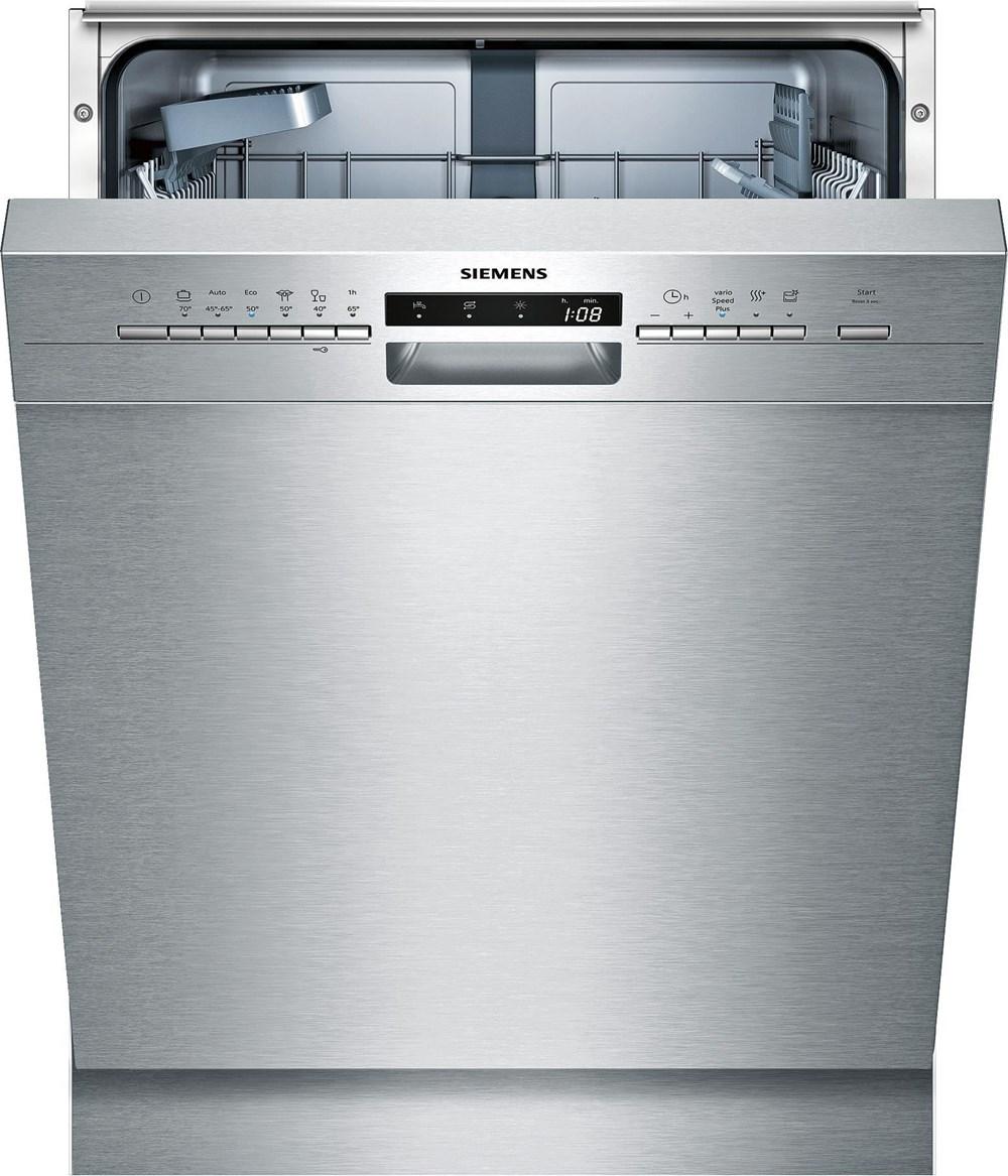 Siemens SN436S00IE Unterbauspüler 60cm Edelstahl (EEK: A++)