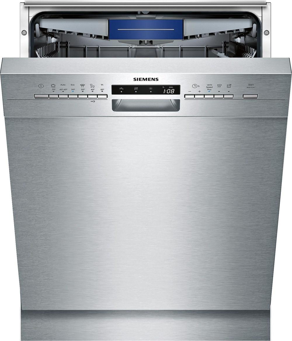 Siemens SN436S00ME Unterbauspüler 60cm Edelstahl (EEK: A++)