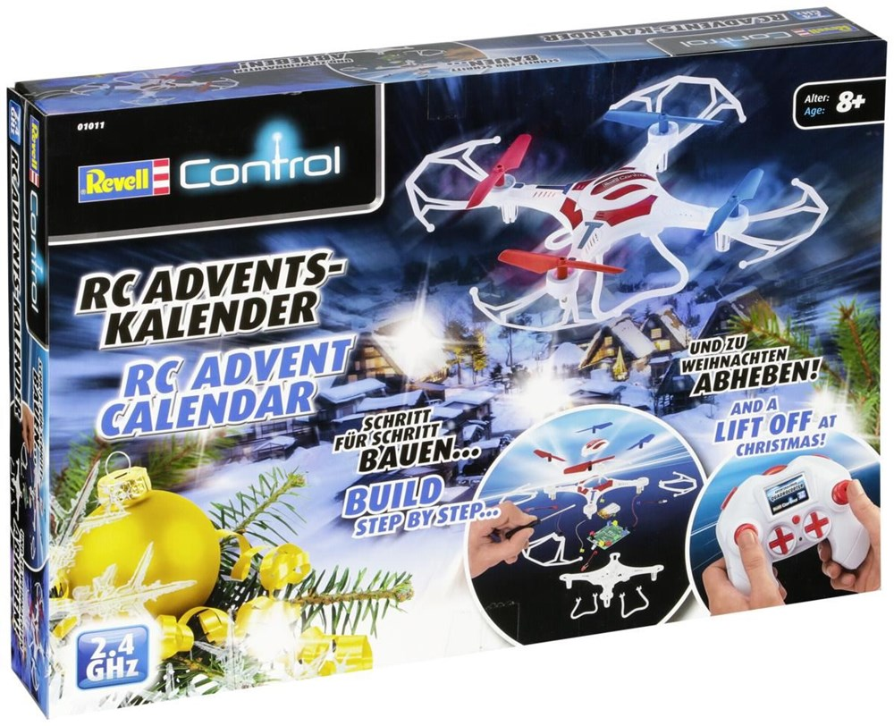 revell adventskalender quadcopter preisvergleich modellbau zubeh r g nstig kaufen bei. Black Bedroom Furniture Sets. Home Design Ideas