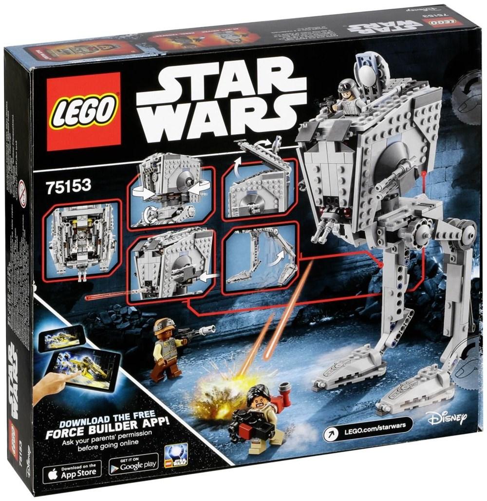 LEGO® Star Wars 75153 AT-ST Walker