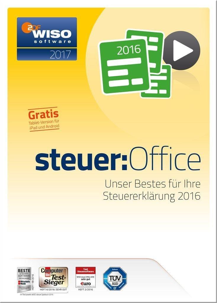 Buhl Data WISO Steuer-Office 2017 (PC) - broschei
