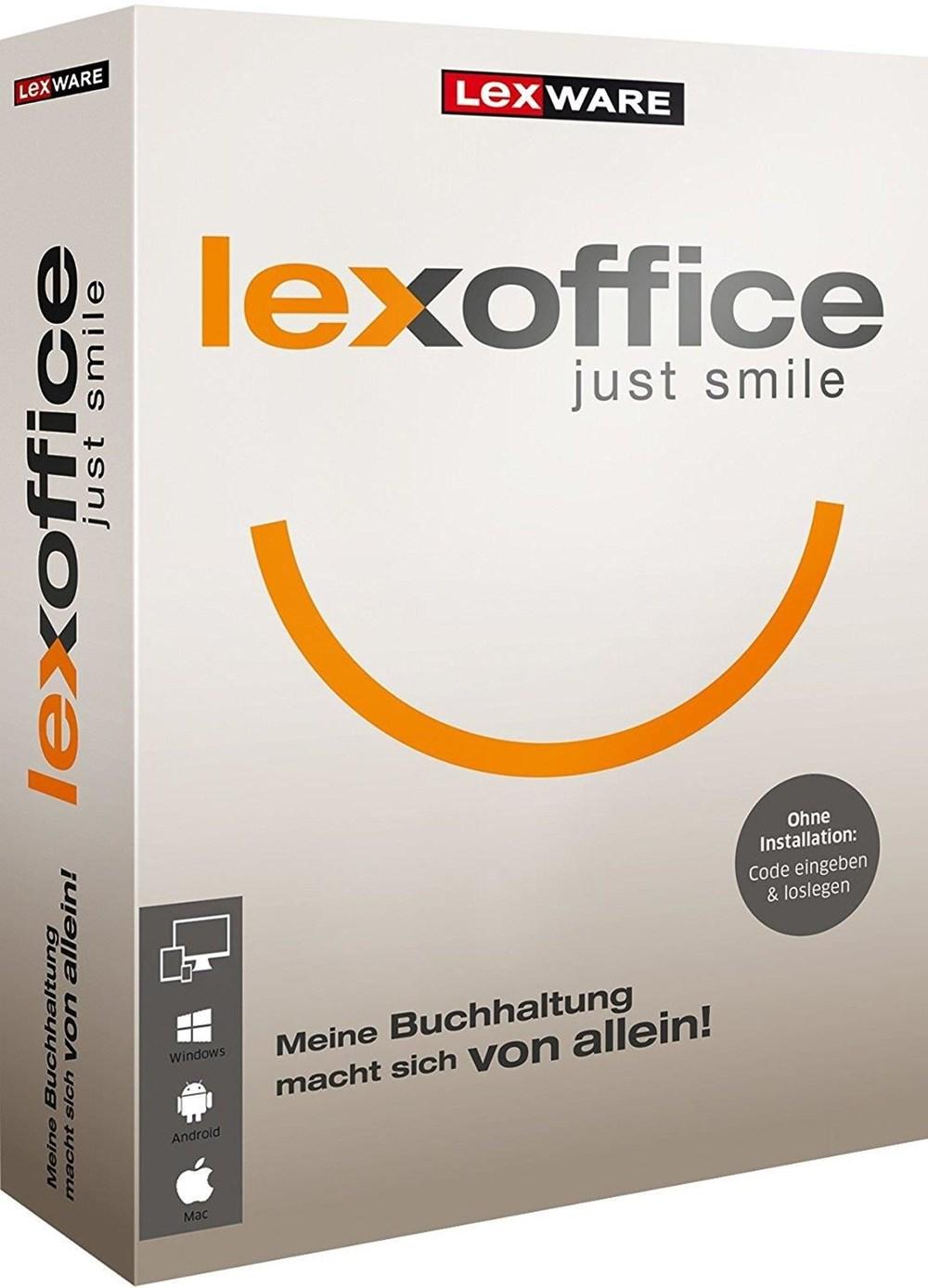 Lexware Lexoffice Buchhaltung Automagic Jahresversion (PC Win) DE jetztbilligerkaufen