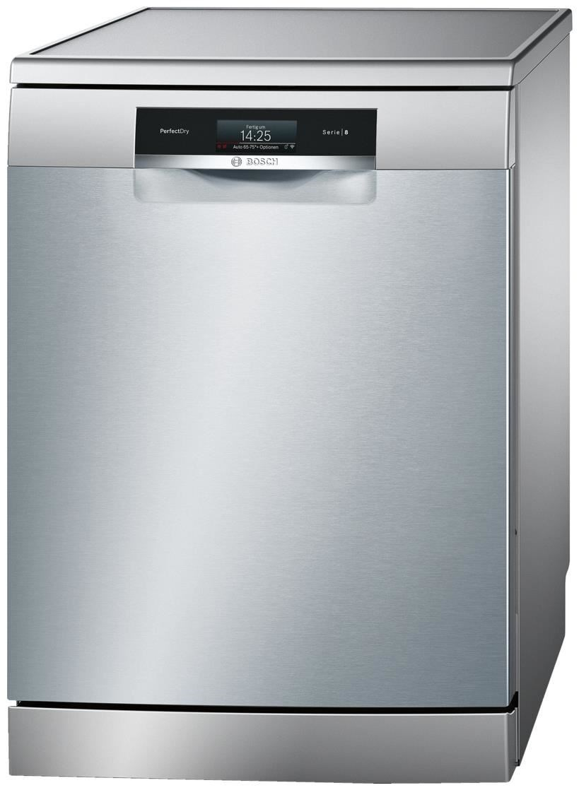 bosch sms88ti36e silver inox home connect dishwashers. Black Bedroom Furniture Sets. Home Design Ideas