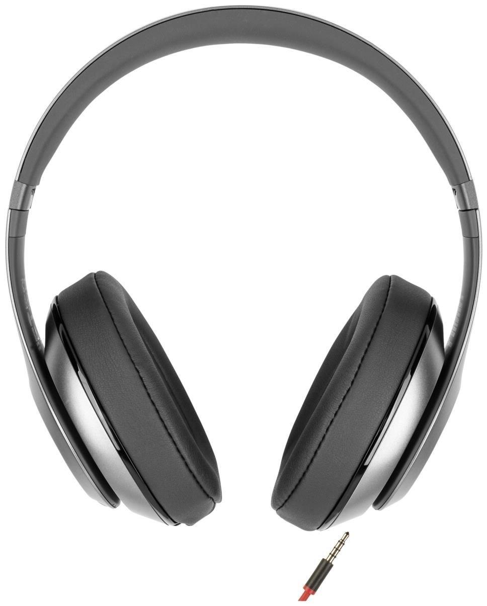 Beats by Dr. Dre Studio Wireless (MHAK2ZM/B) titanium - Headphones ...
