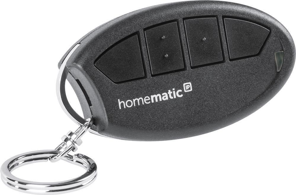 homematic funk handsender 4 tasten smart home energiesparen computeruniverse. Black Bedroom Furniture Sets. Home Design Ideas