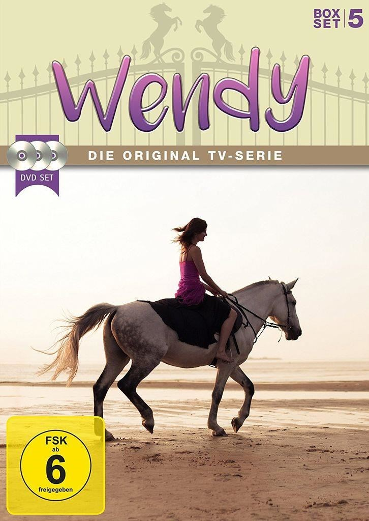 Wendy - Die Original TV-Serie (Box 5) (DVD)