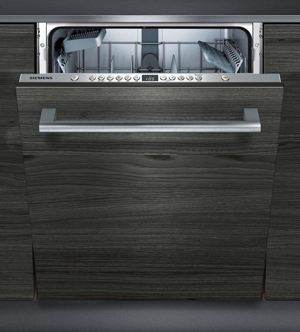 Siemens SN636X00IE EEK A++ Vollintegrierbar (ohne Möbelfront) Edelstahl