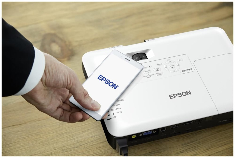 Image result for EPSON EB-1785W