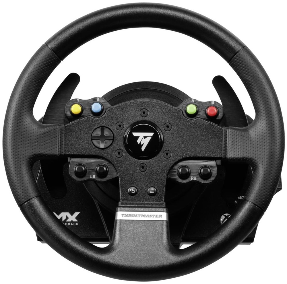 thrustmaster tmx force feedback pro pc xbox one joysticks gamepads wheels computeruniverse. Black Bedroom Furniture Sets. Home Design Ideas