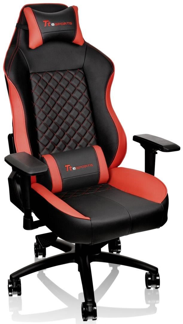 tt esports gt comfort 500 gaming stuhl schwarz rot gaming st hle computeruniverse. Black Bedroom Furniture Sets. Home Design Ideas