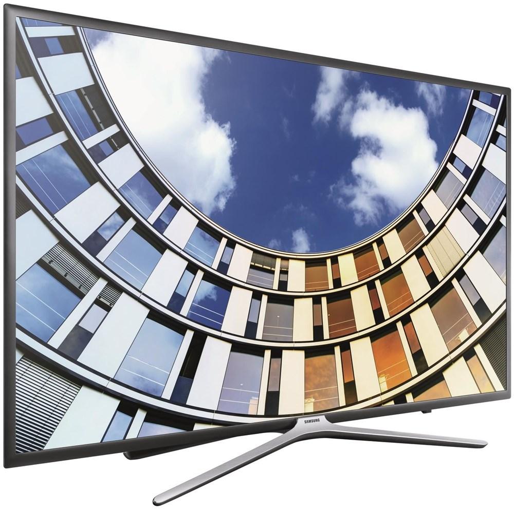 Samsung UE43M5570 Full HD Smart TV Fernseher Dark Titan EEK: A+ - broschei