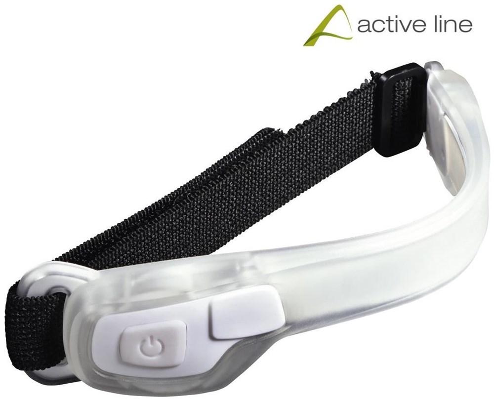 hama led armband active wei fitness tracker. Black Bedroom Furniture Sets. Home Design Ideas