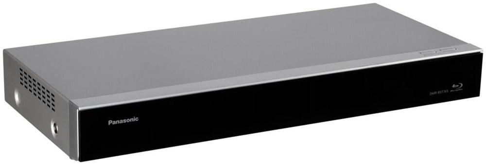 Panasonic DMR-BST765EG Blu-ray Recorder 500GB HDD, DVB-S Twin Tuner silber