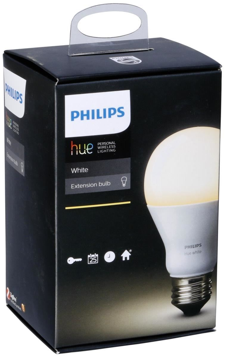 philips hue led lampe e27 dim 9 5w 60w warmwei 800lm illuminants computeruniverse. Black Bedroom Furniture Sets. Home Design Ideas