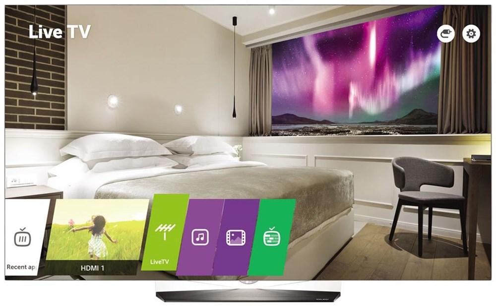 lg 65ew961h 165 10cm uhd oled hoteltv fernseher tv computeruniverse. Black Bedroom Furniture Sets. Home Design Ideas
