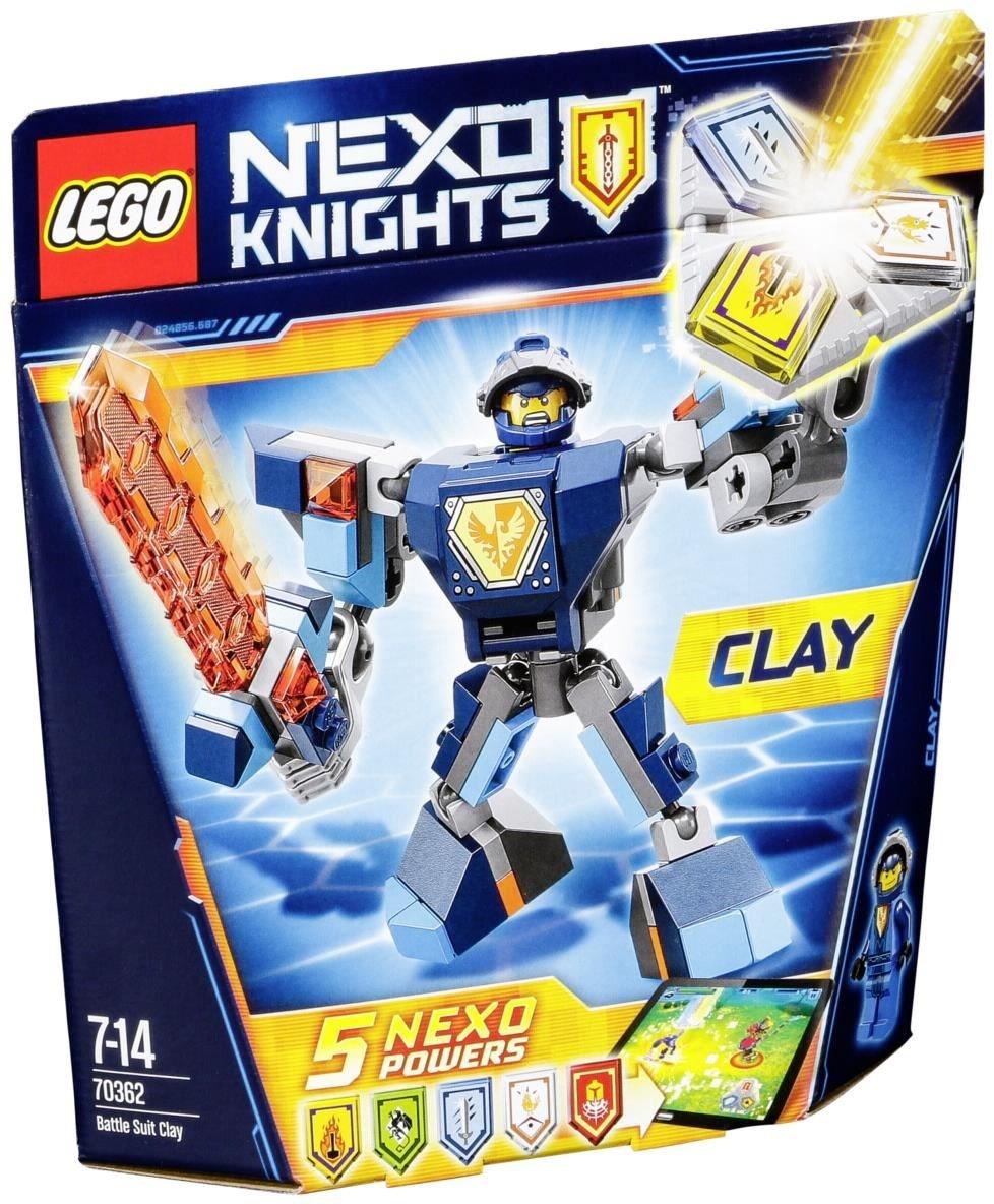 LEGO® Nexo Knights 70362 Action Clay - Preisvergleich