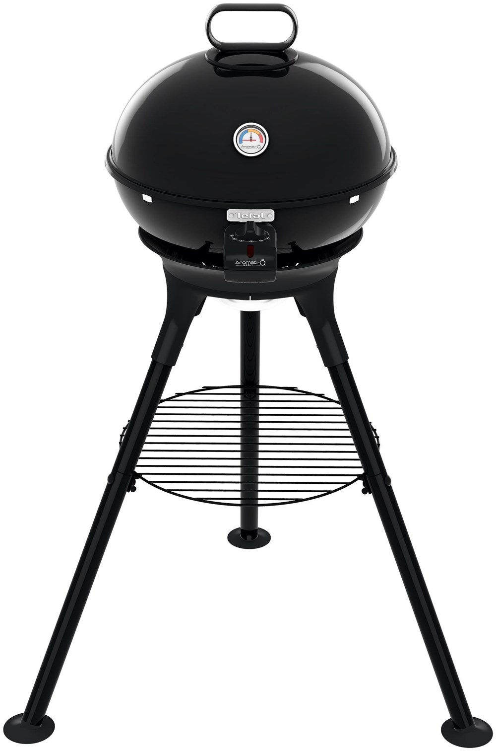 Tefal BG 9168 Barbecue-Standgrill Aromati-Q 3in1