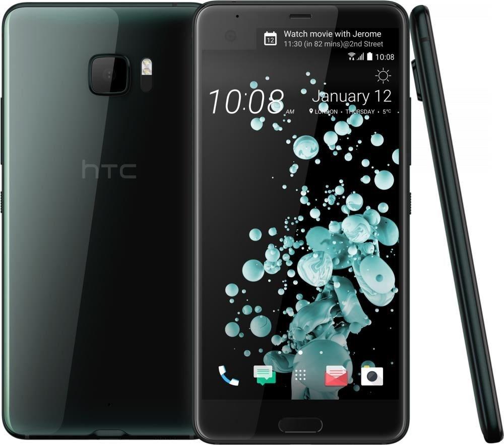 HTC U Ultra 64GB Android brilliant black
