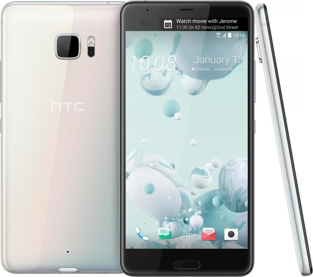 HTC U Ultra 64GB Android ice white