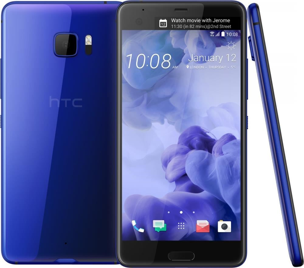HTC U Ultra 64GB Android sapphire blue