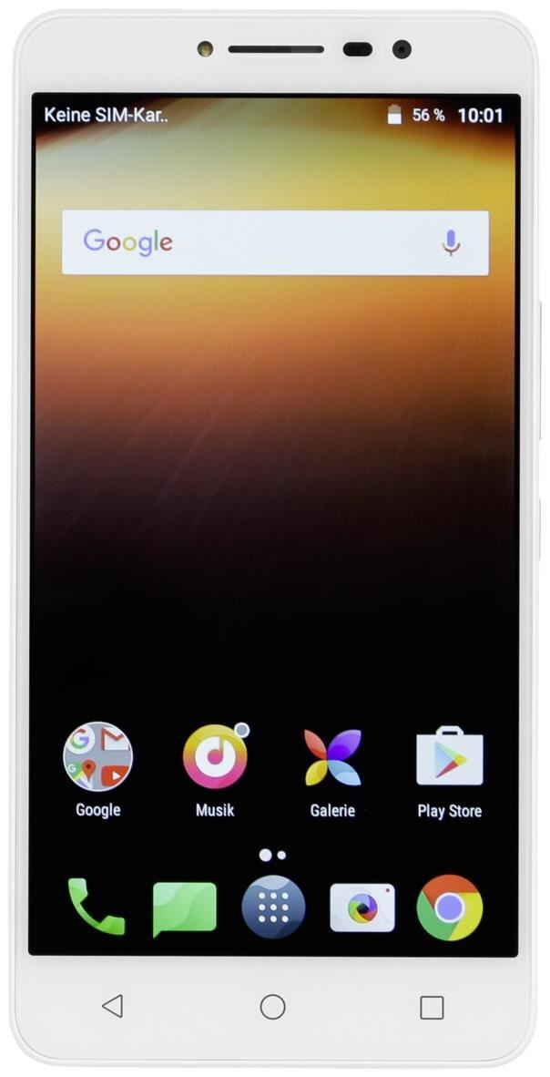 Alcatel A3 XL 9008D 8GB Android weiß / silber - Smartphones & Cell ...
