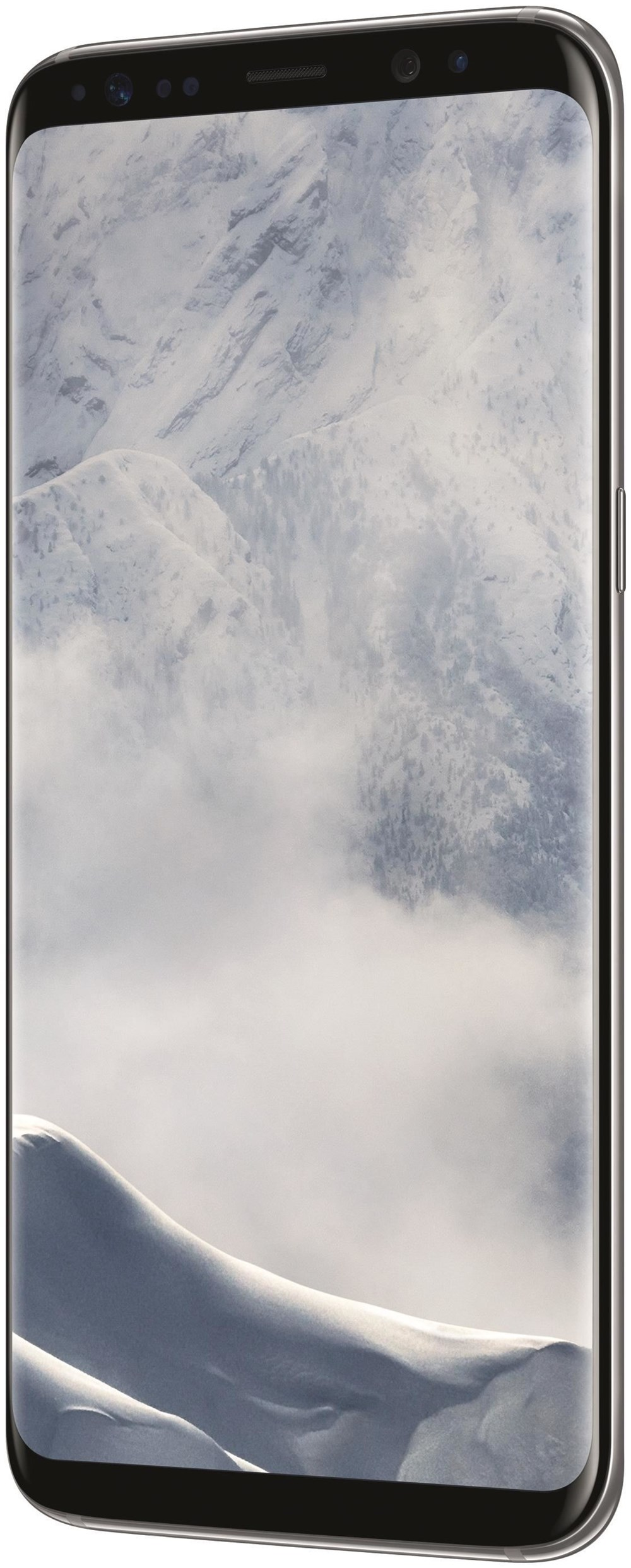 Samsung GALAXY S8 arctic silver G950F 64 GB Android Smartphone ...