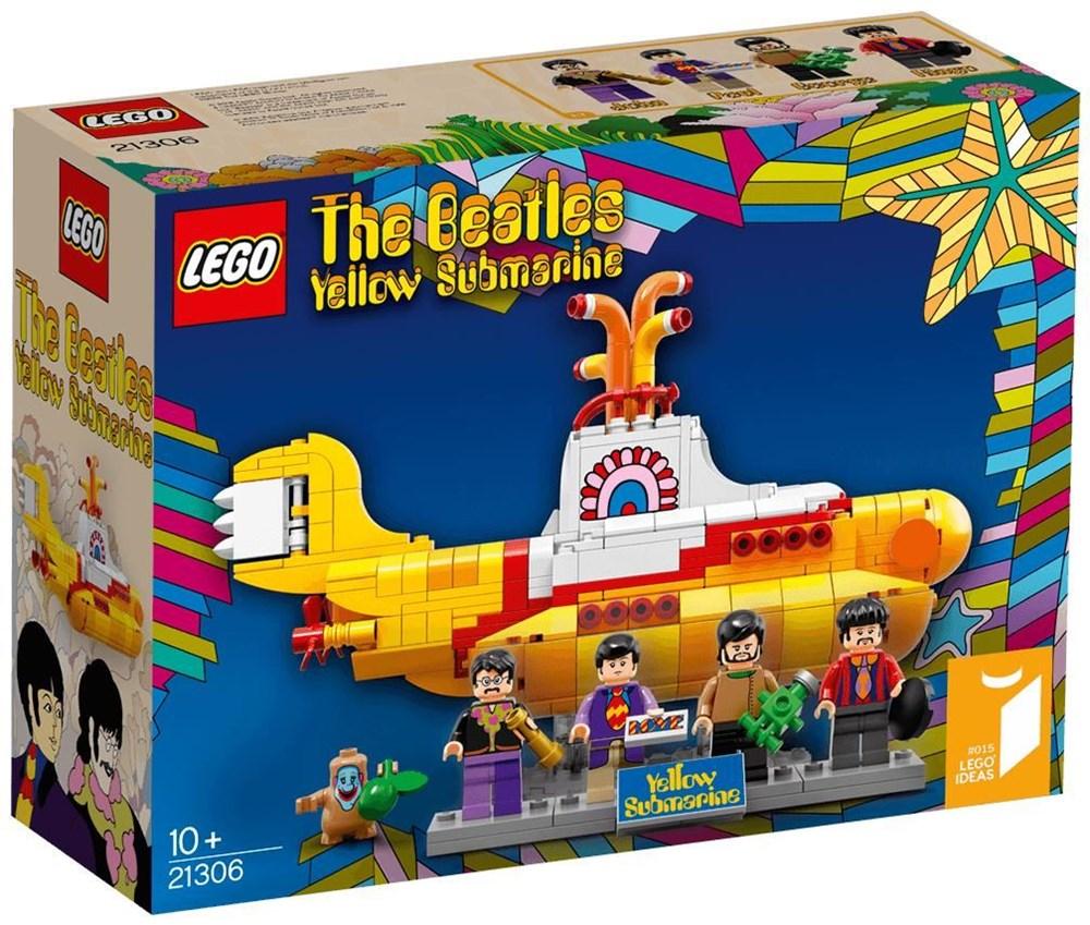 LEGO® Ideas The Beatles - Yellow Submarine (21306) - Preisvergleich