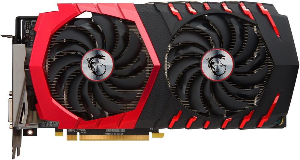 MSI Radeon RX 580 GAMING X 8G 8GB