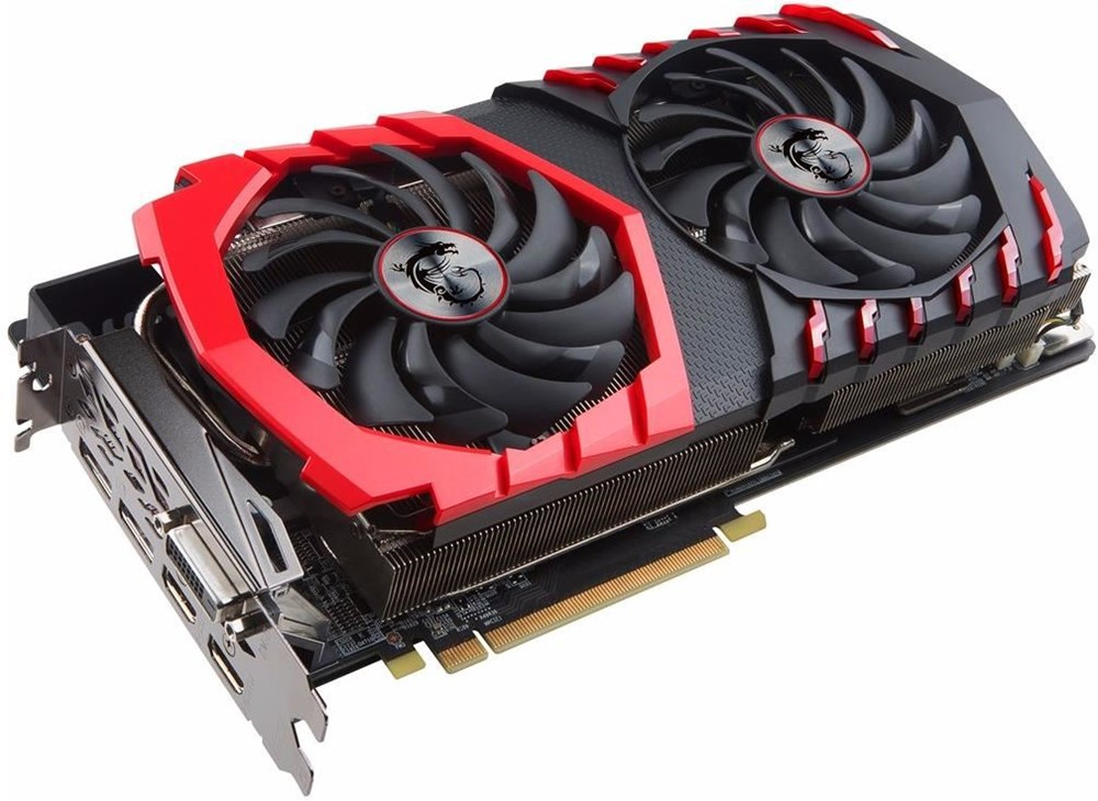 MSI Radeon RX 580 GAMING X 4G 4GB