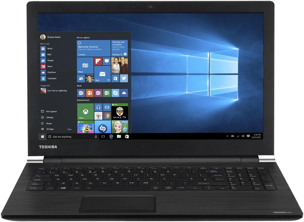 Toshiba Satellite Laptop Touchpad funktioniert nicht