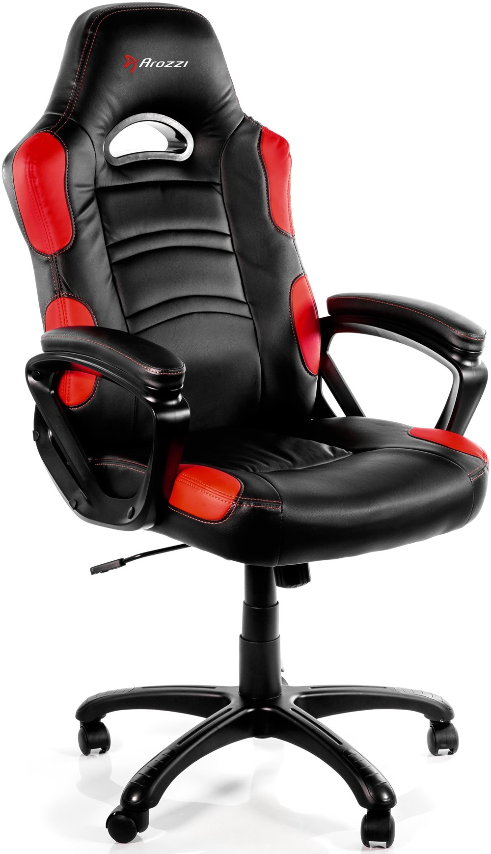 arozzi enzo schwarz rot gaming st hle computeruniverse. Black Bedroom Furniture Sets. Home Design Ideas