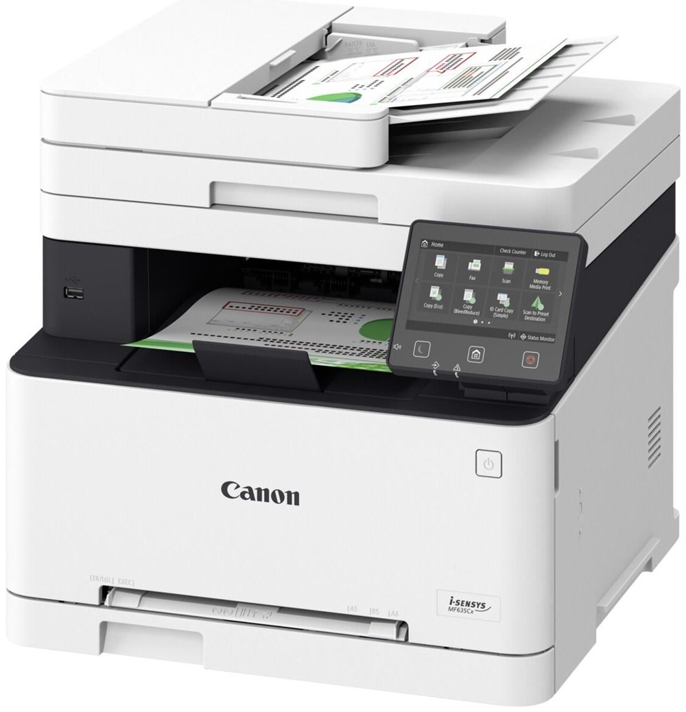 Canon I Sensys Mf635cx All In One Printers