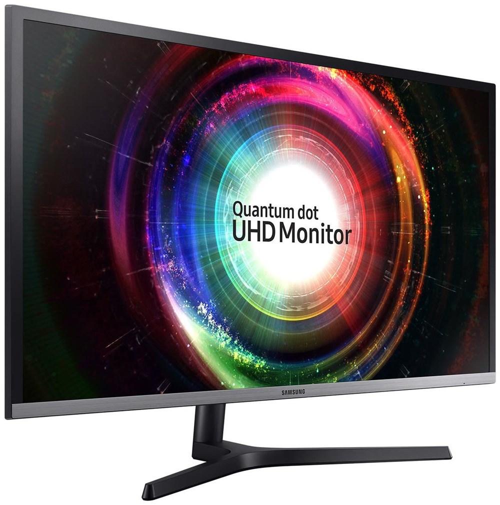 Samsung Monitor U32H850UMU schwarz (EEK: C)