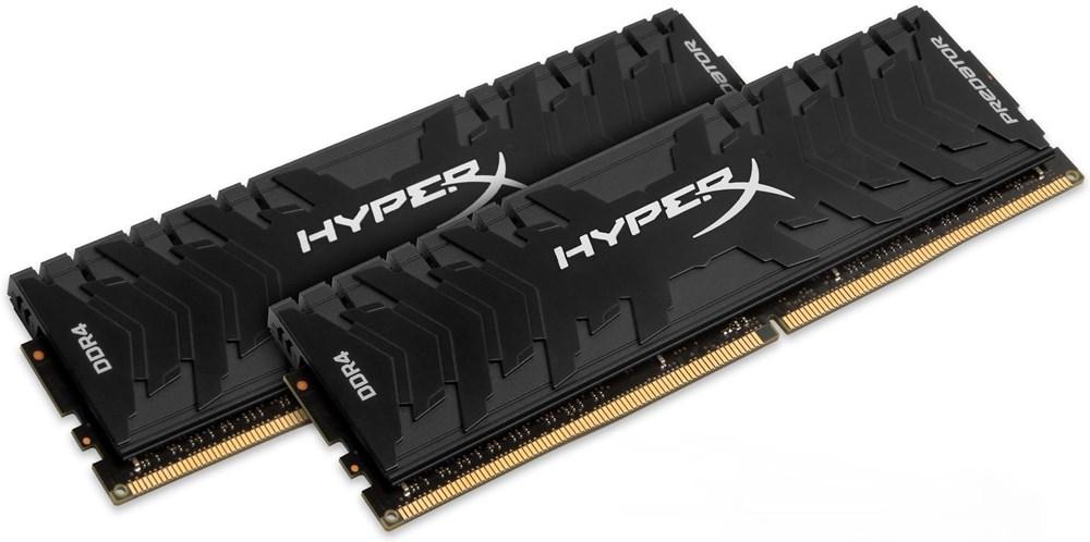 Kingston HyperX Predator Black 16GB DDR4 2400 CL12 (2x8GB)