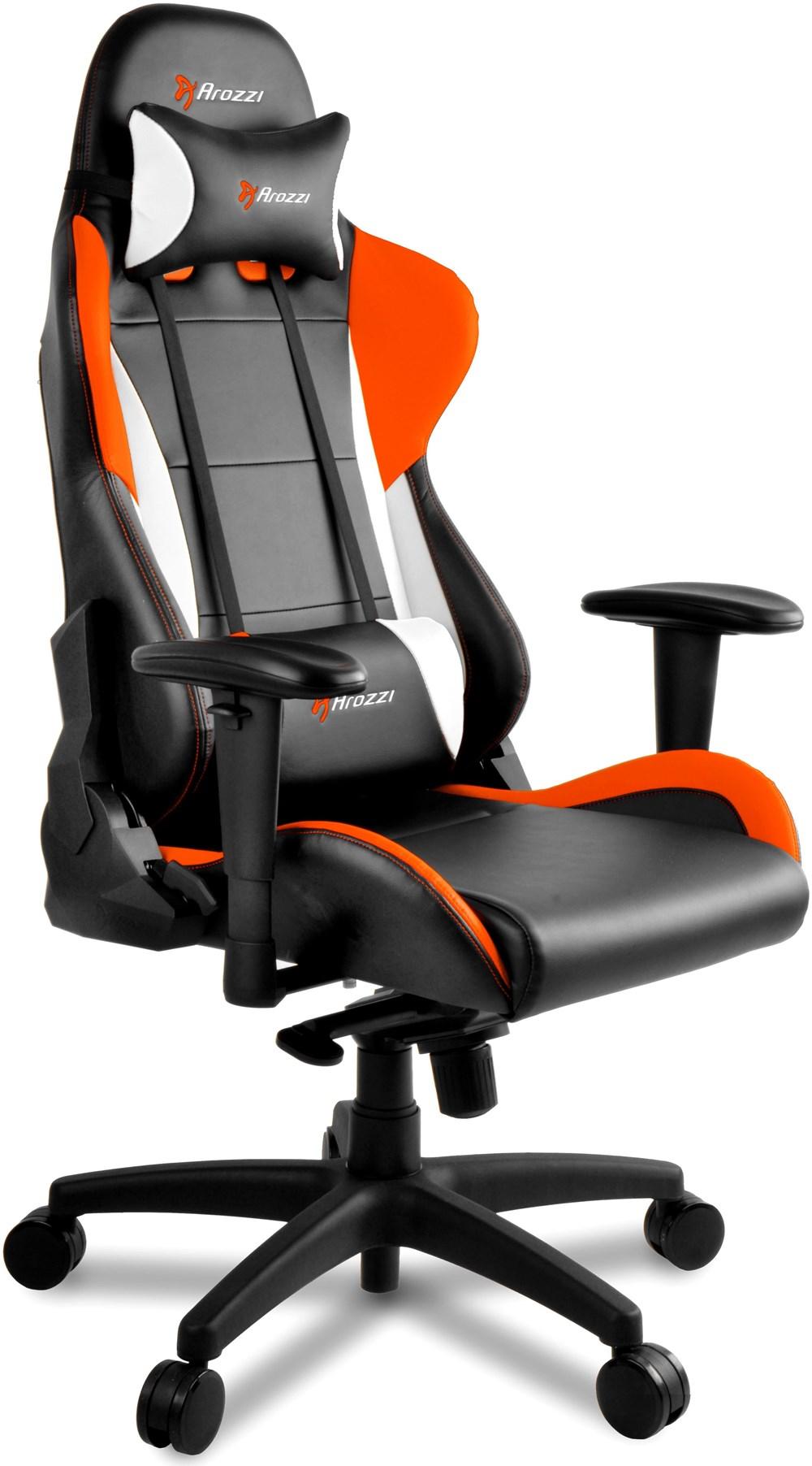 arozzi verona pro v2 schwarz orange wei pu gaming stuhl gaming st hle computeruniverse. Black Bedroom Furniture Sets. Home Design Ideas
