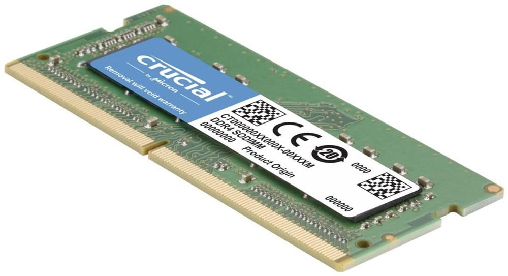 Crucial 16GB DDR4 SO-DIMM 2400 CL17 PC4-19200 for Mac CT16G4S24AM