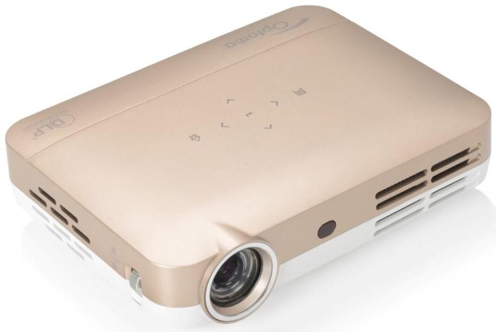 Optoma ML330 LED Projektor gold