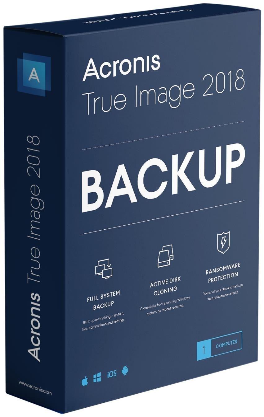 Acronis True Image 2020 Crack + Torrent Download {Win/Mac}