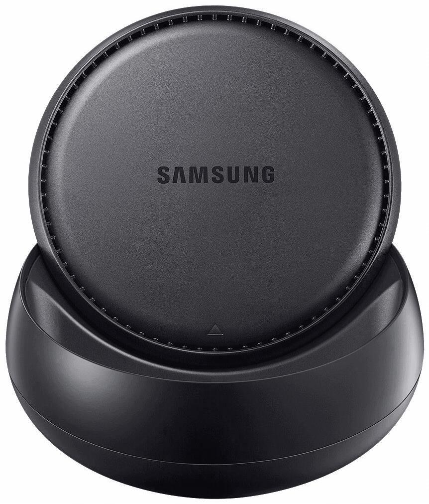 Samsung DeX Station HDMI / 4K inkl. EP-TA20 für Galaxy S8/S8+/Note 8 schwarz - Preisvergleich