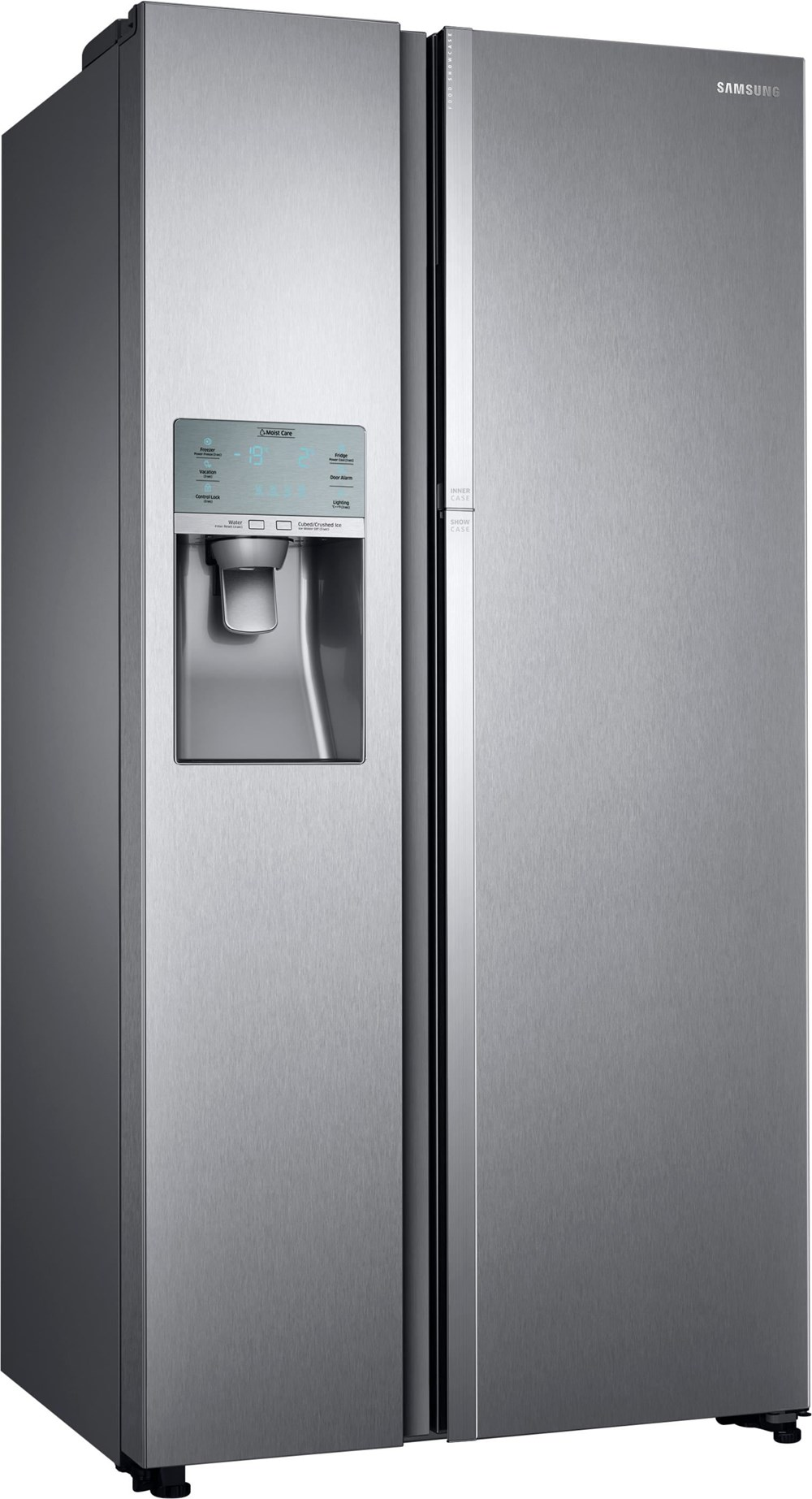 Samsung RH5FK6698SL/EG A++ / NoFrost Twin Cooling + FoodShowCase Wassertank (EEK: A++)