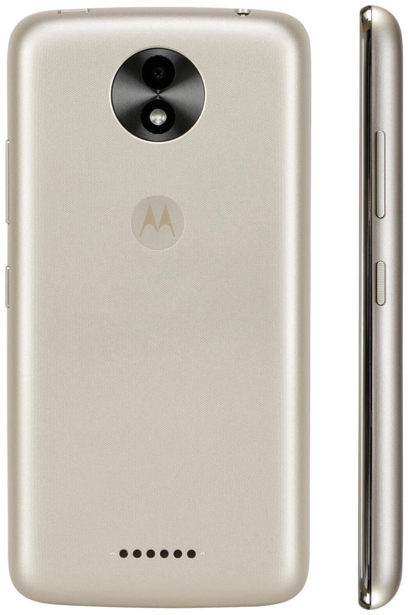 Lenovo Moto C plus Dual-SIM 16GB Android whole gold - Preisvergleich