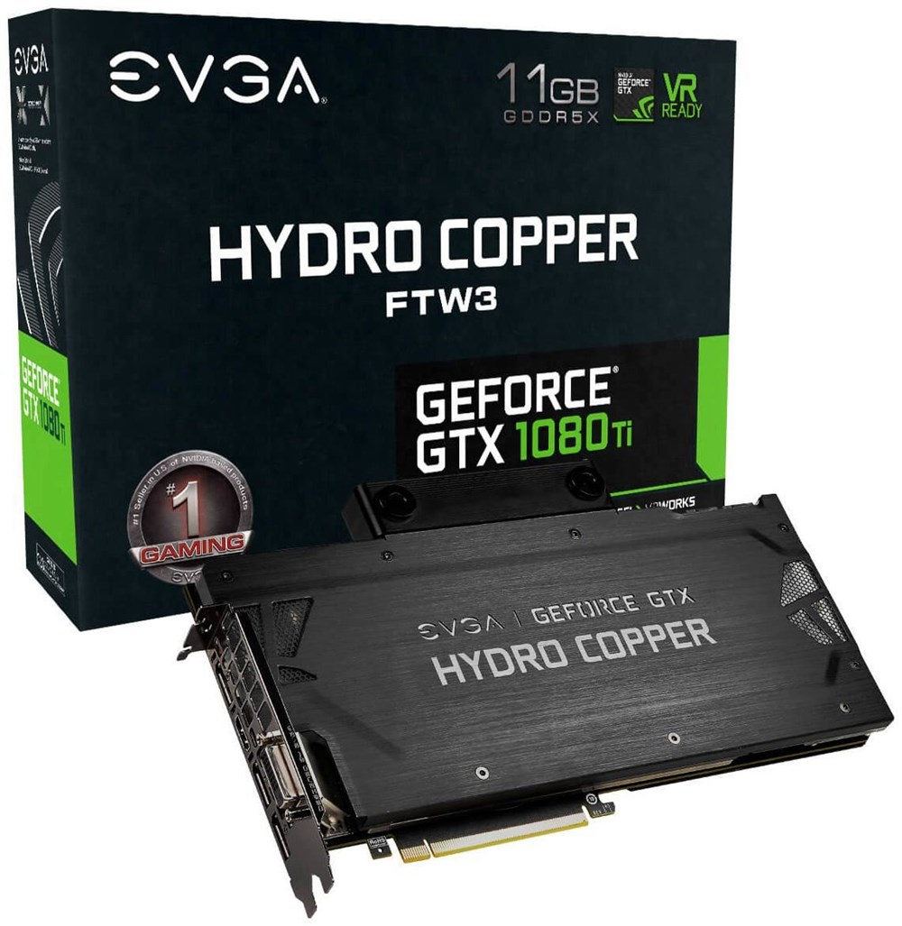 evga geforce gtx 1080 ti ftw3 icx hydro copper gaming 11gb. Black Bedroom Furniture Sets. Home Design Ideas