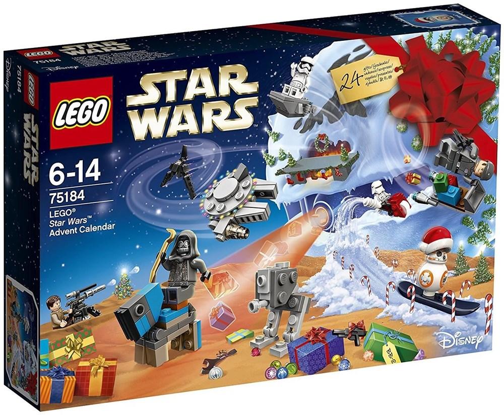 LEGO® StarWars 75184 Adventskalender 2017