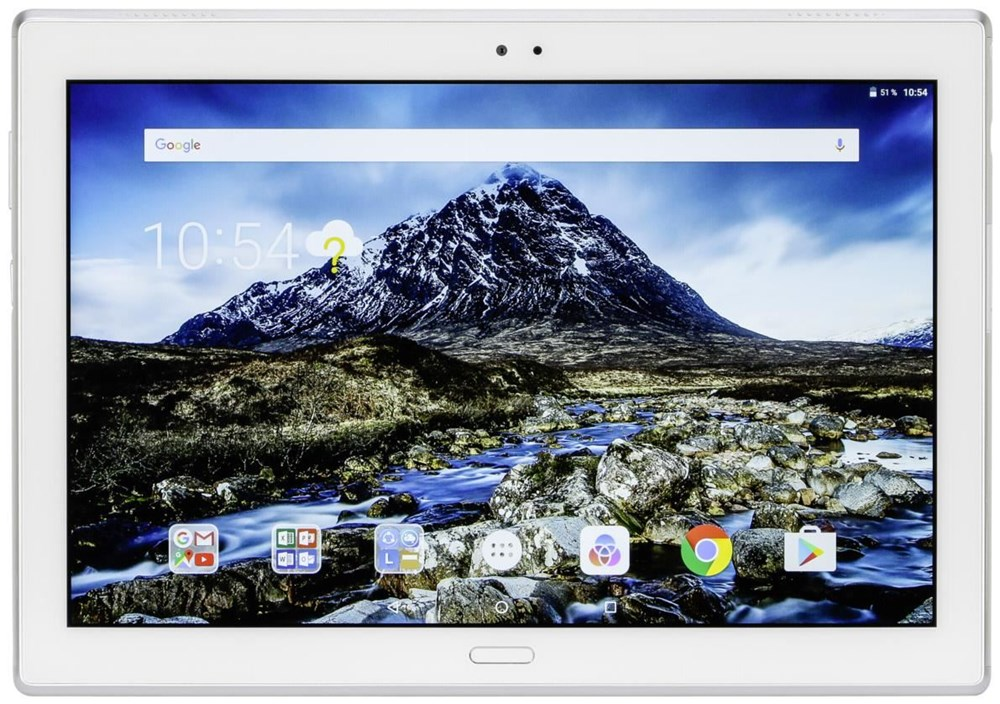 lenovo tab 4 10 plus 64gb lte 4gb ram weiß tablet pcs