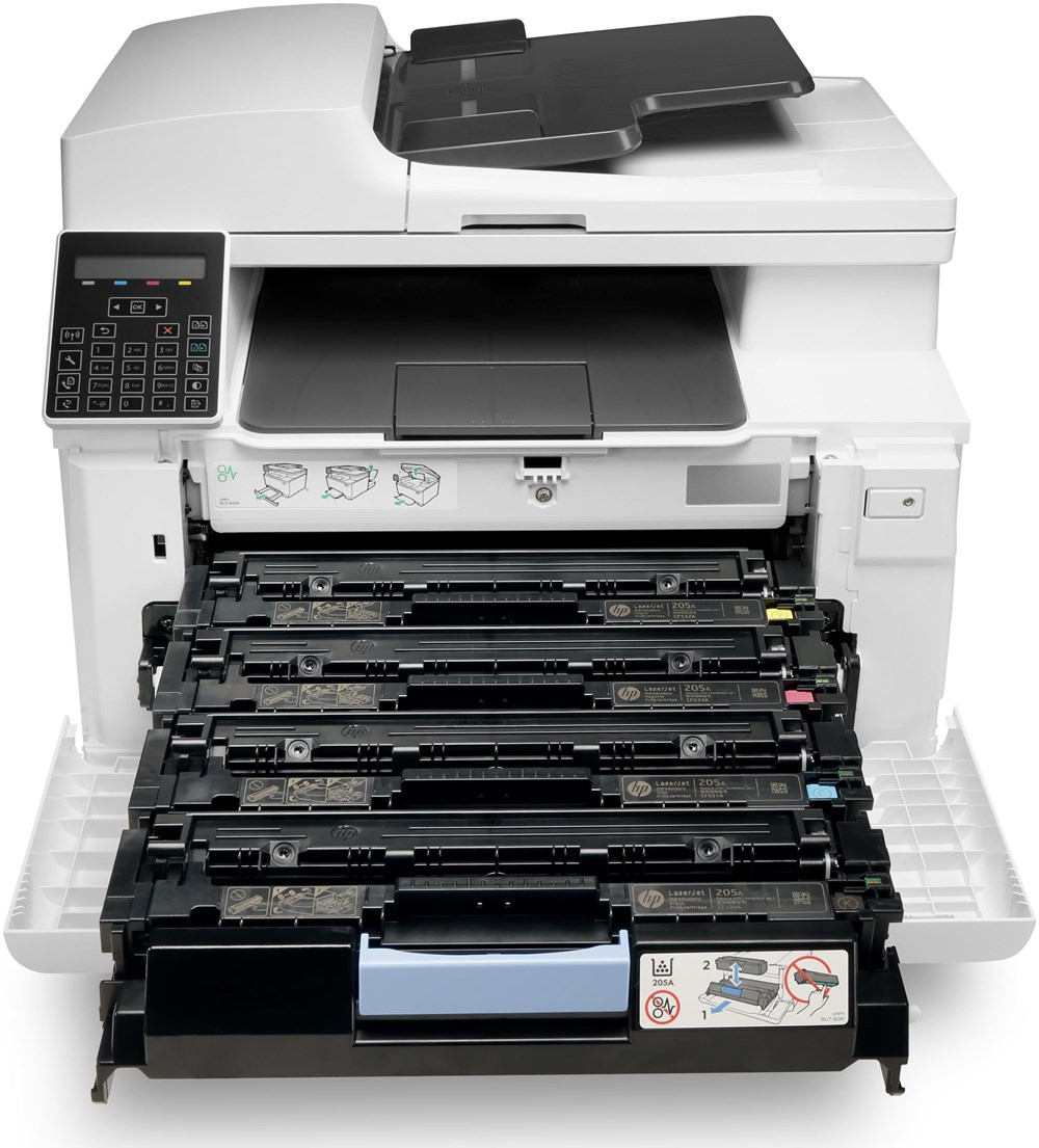 Hp Color Laserjet Pro Mfp M181fw All In One Printers