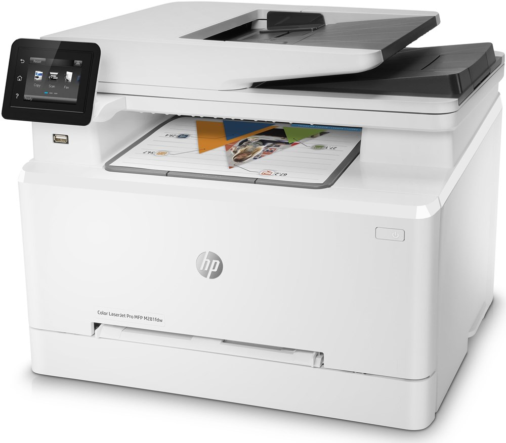 HP Color LaserJet Pro MFP M281fdw - All-in-One Printers ...
