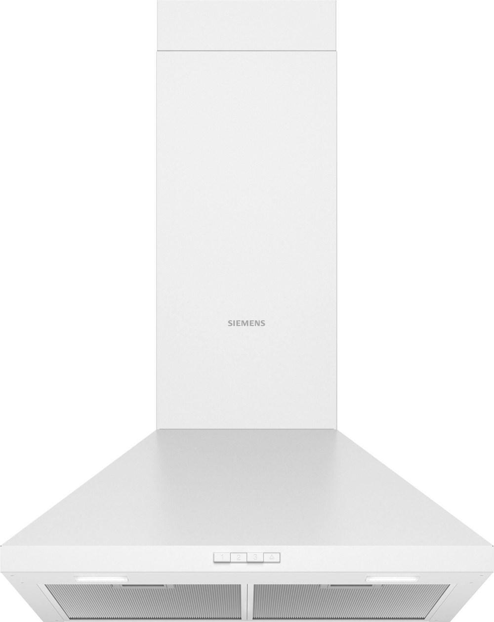 siemens lc64pbc20 wei 60 cm wand esse dunstabzugshauben computeruniverse. Black Bedroom Furniture Sets. Home Design Ideas